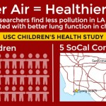 Cleaner Air Means Healthier Kids