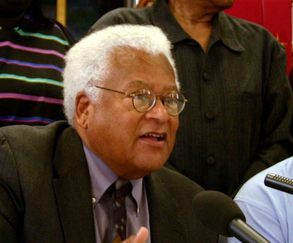 Organizing Principles: An Interview with Rev. James Lawson