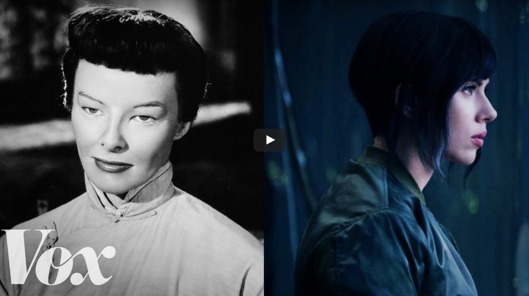 Hollywood's Whitewashing of Asian Characters