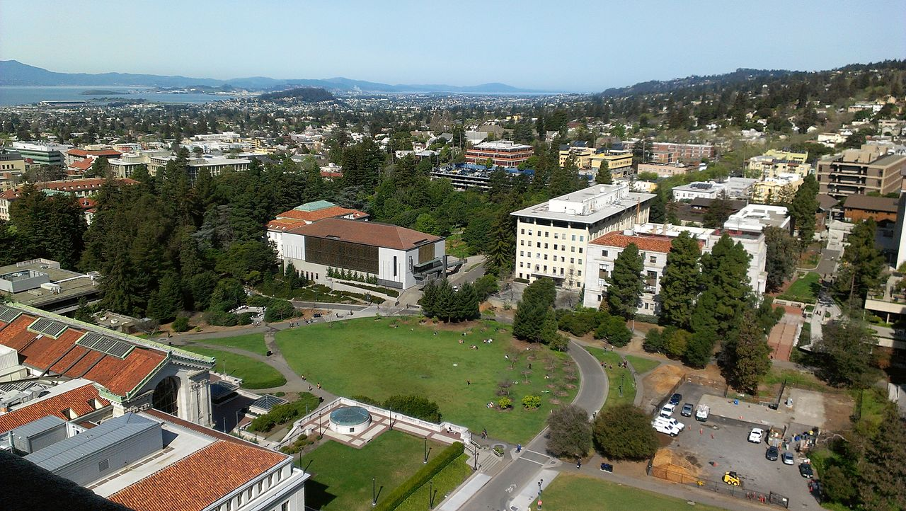 University of California, Berkeley. Image by Firstcultural, Wikimedia Commons.