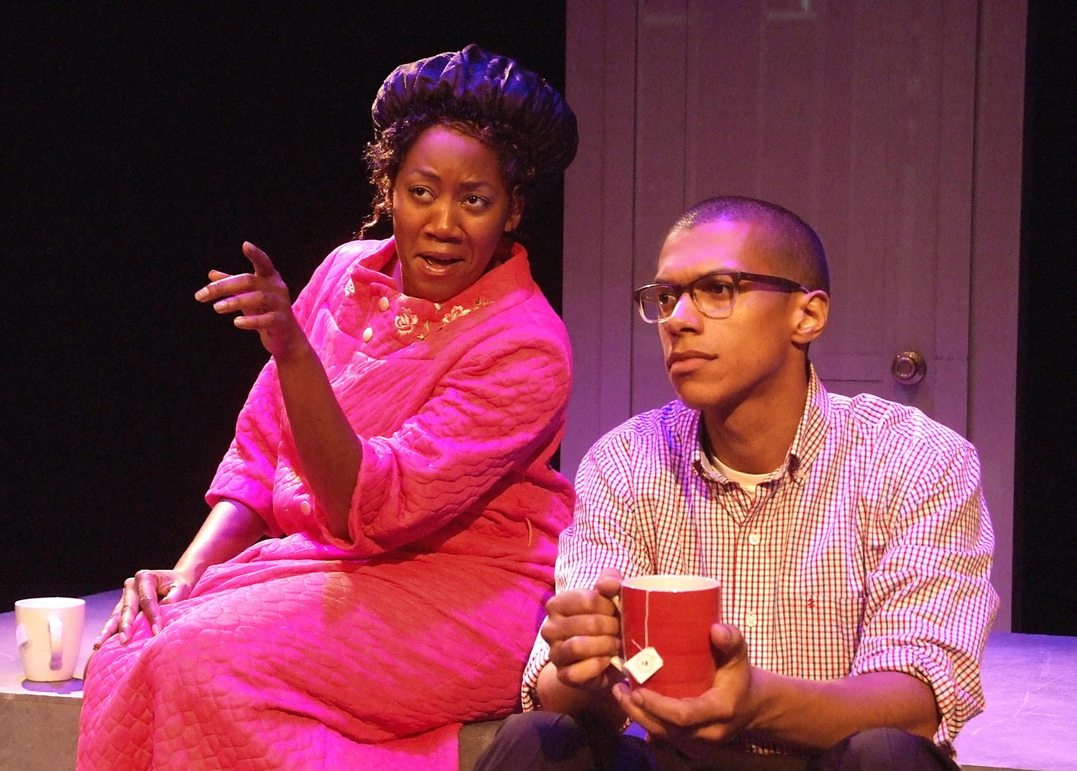 Stage Review: 'Obama-ology'