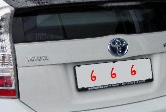 Five Signs We're Going to Hell in a Prius