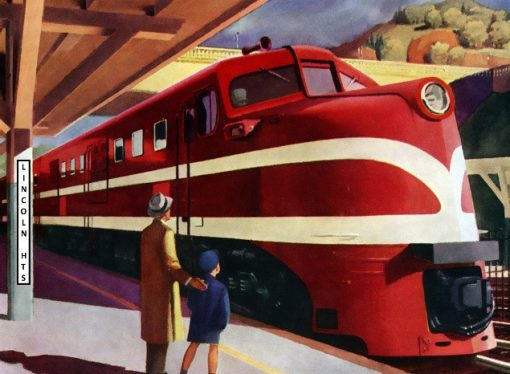 L.A.'s Fast Train to Economic Recovery