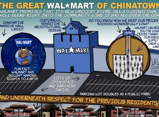 Walmart Comes to Chinatown
