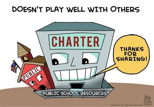 Image result for Charter school growth puts fiscal pressure on traditional public schools