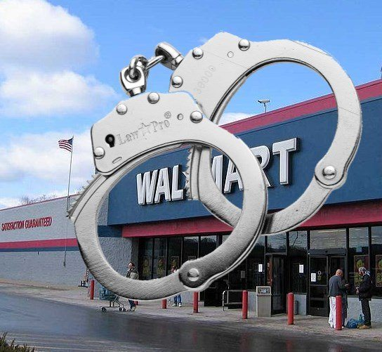 missing in action l a times coverage of walmart arrests capital
