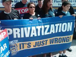 Privatization-is-wrong