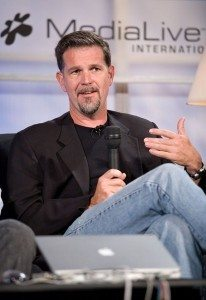 Netflix's Reed Hastings