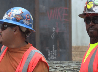 Labor Day 2014: Workers Build Los Angeles Story by Story