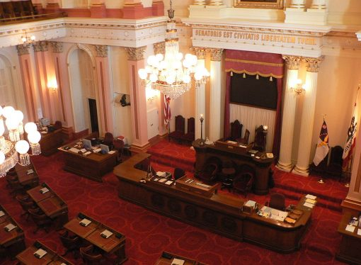 Public Safety, Worker Protection Bills Advance to Governor's Desk