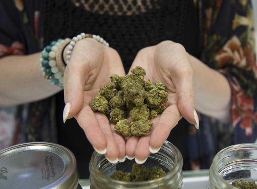 High Times: What Happens If Marijuana Is Legalized?