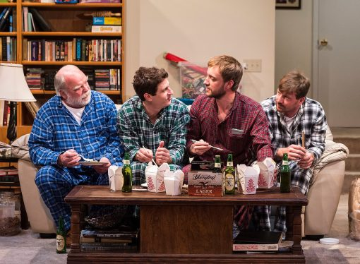"Stage Review: ""Straight White Men"""