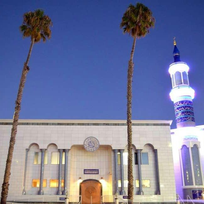 Tolerance And Solidarity At Culver City Mosque Gathering