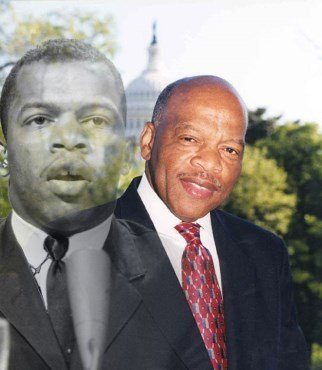 John Lewis The Fight Is Never Over Capital Amp Main