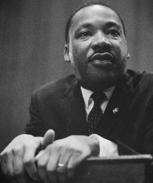 Martin Luther King Jr. on the Haves and Have-nots