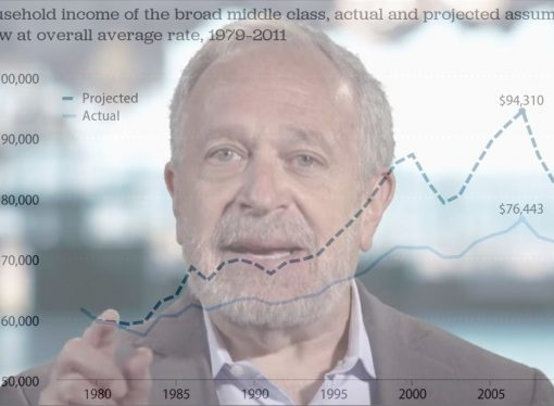 Robert Reich's Seriously Funny Crusade to Save Capitalism and America's Middle Class: Part 1