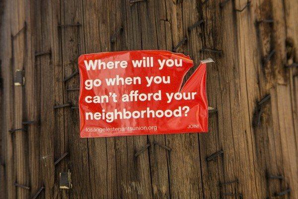 California Housing Crisis.