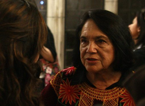 "Dolores Huerta Forces Anti-Teacher Lawsuit Backers to Remove Her Name From ""Vergara"" Website"