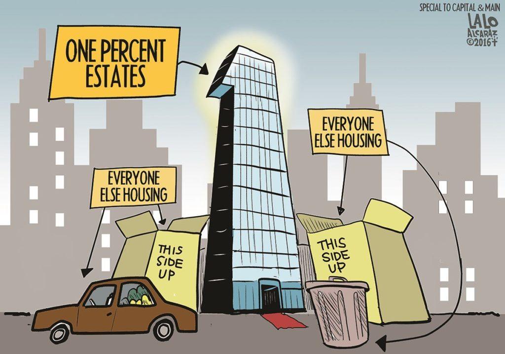 Housing Cartoon