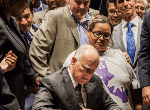Sweet 15: Governor Signs $15 an Hour Minimum Wage Bill