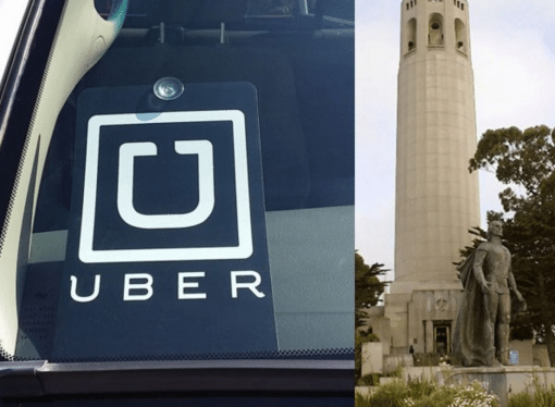 Uber Angst: A Driver's Nights Behind the Wheel