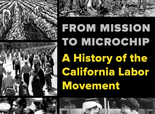 New Book Uncovers California's Labor History