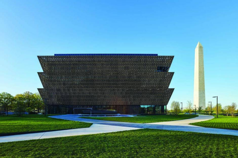 National Museum of African American History and Culture (Photo: Alan Karchmer/NMAAHC)