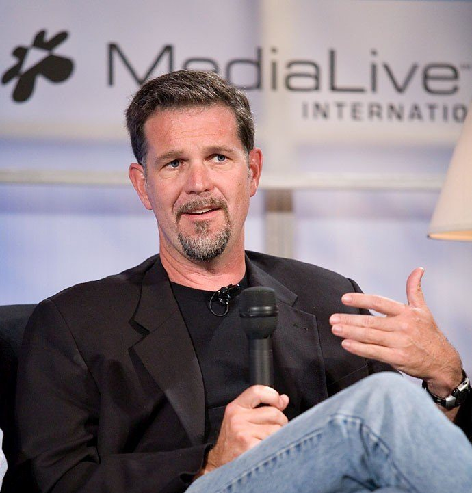 Reed Hastings (Photo: James Duncan Davidson/O'Reilly Media, Inc.)