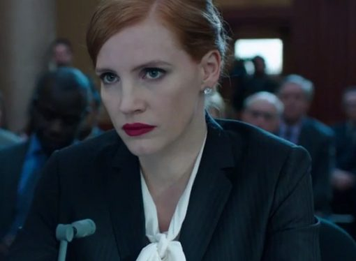 """Miss Sloane"" Offers a Look into Corporate Lobbying"