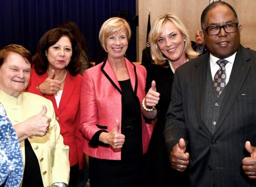 Women Take Charge at L.A. County Board of Supervisors