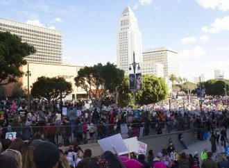 Los Angeles Women's March: The People's Inauguration