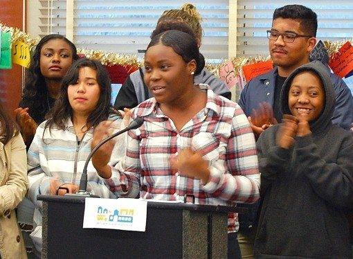 Community School District Movement Launches in LA