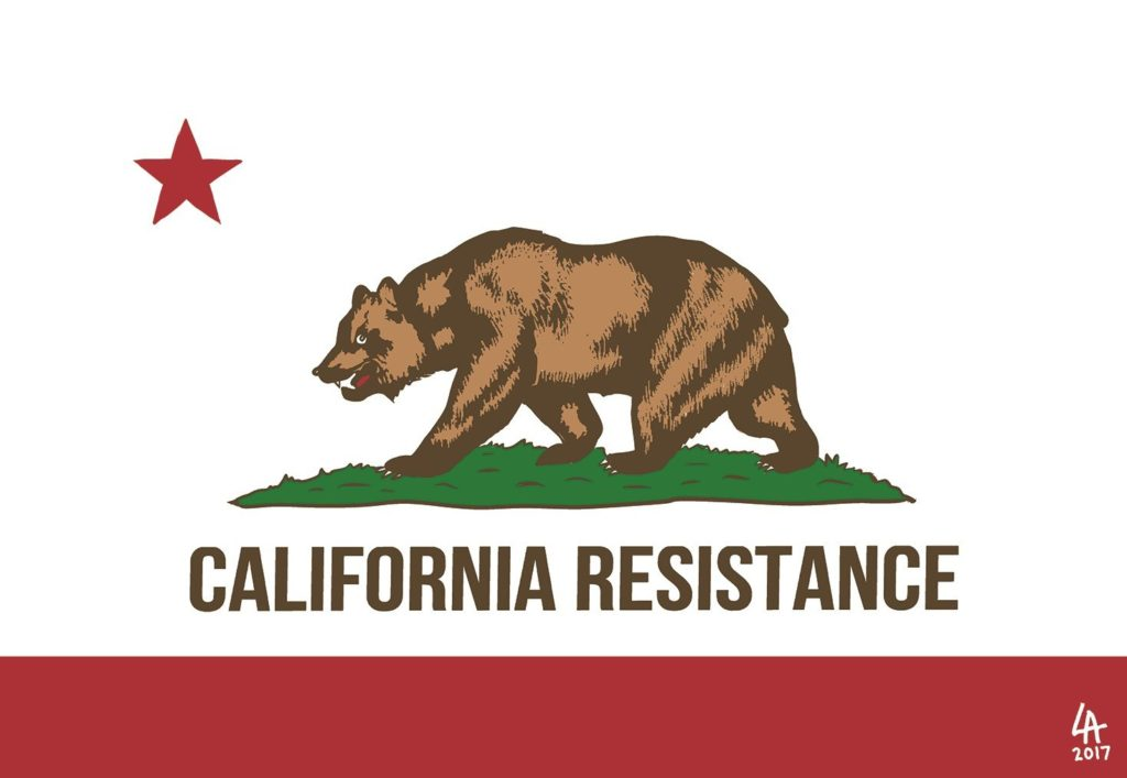 California Resistance Flag150dpi – Copy