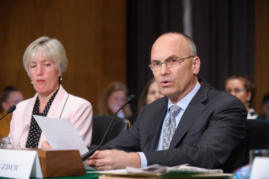Trump Labor Secretary Nominee Andrew Puzder Withdraws