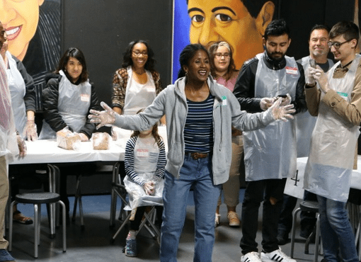 """Cornerstone Theater Co. Creates a """"Fellowship"""" of Hunger"""