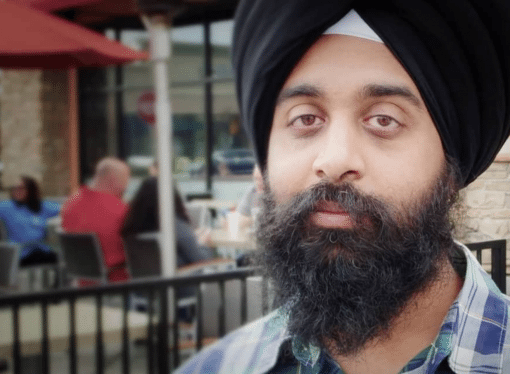 The Golden State of Hate: Balmeet Singh Interview