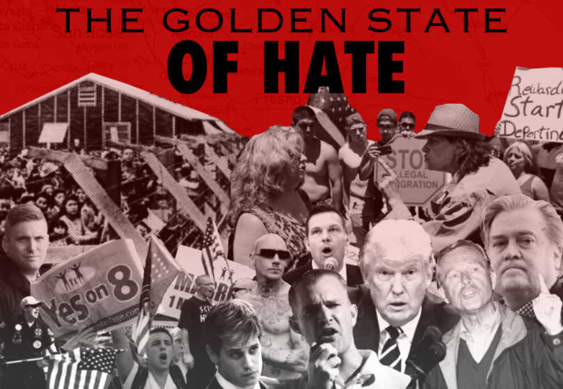 The Golden Hate