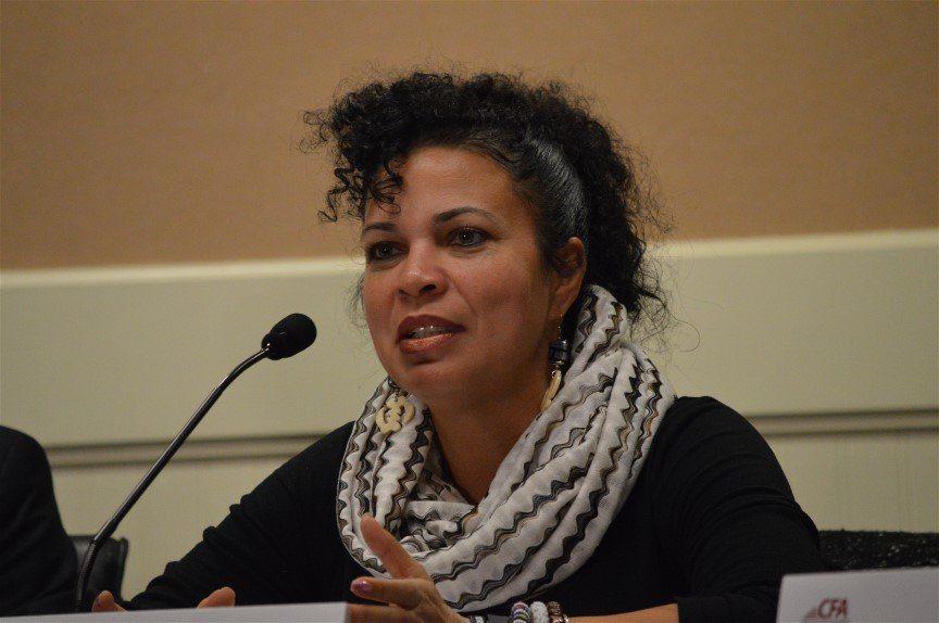 Professor Melina Abdullah