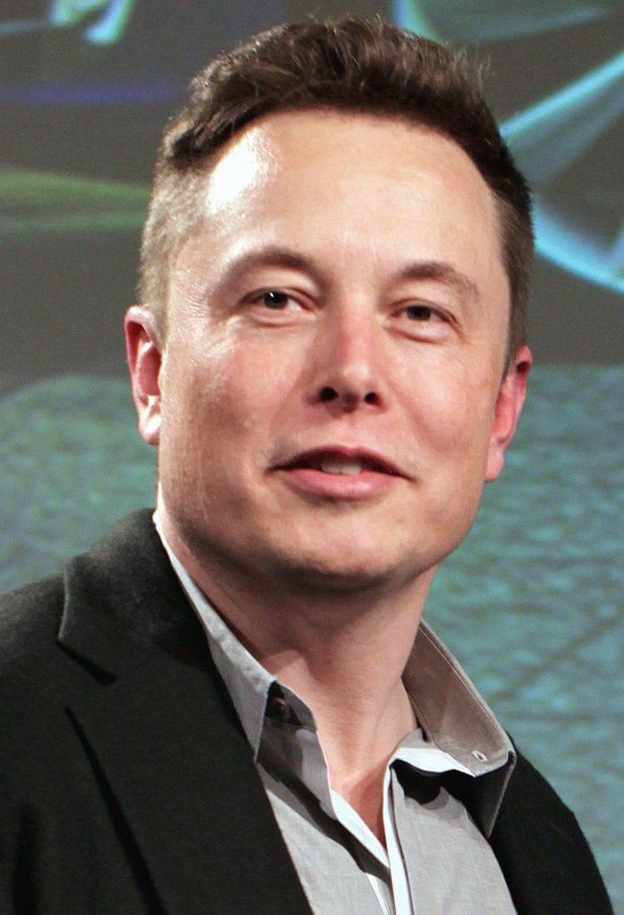 Elon Musk (Photo: Steve Jurvetson)