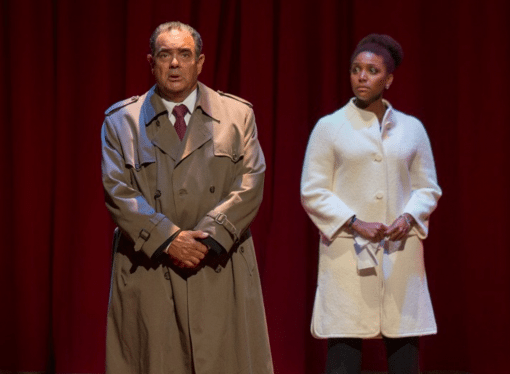 Scalia Gets Airbrushed Treatment in John Strand's Play