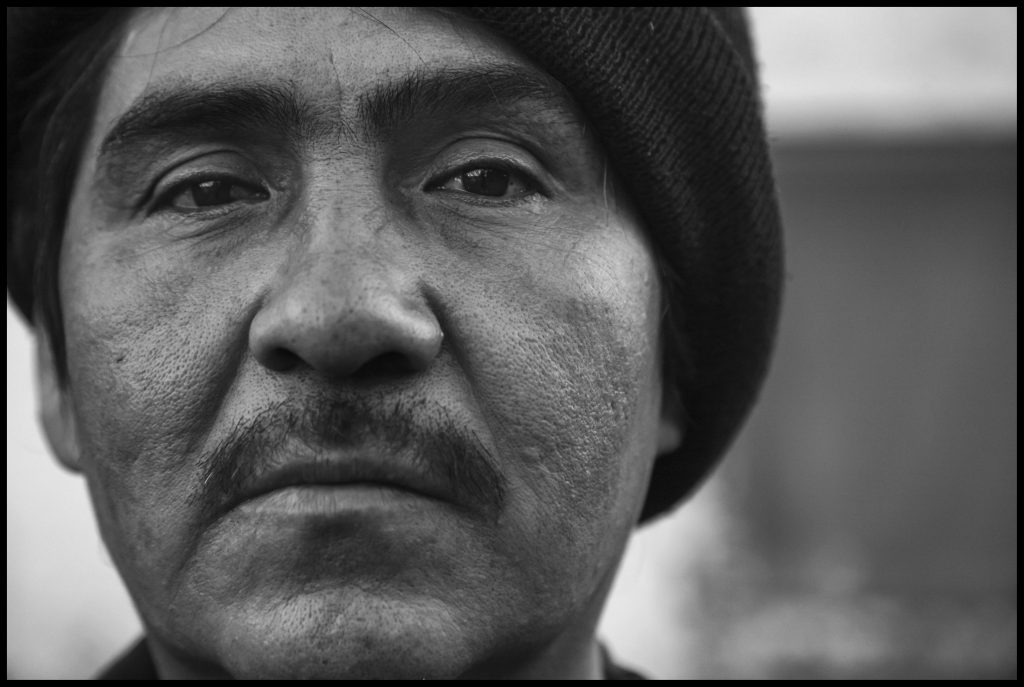 Ramon Valadez Tadeo. farm worker. (All photos by David Bacon)