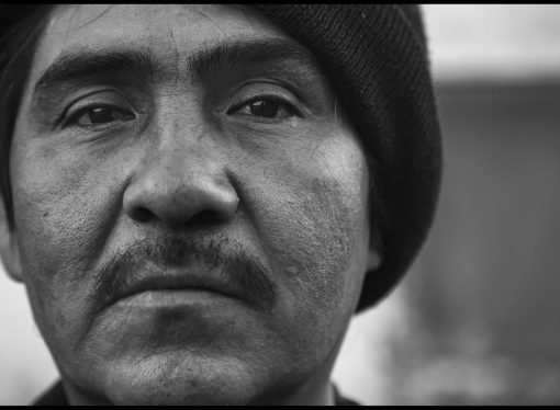 "David Bacon's Portraits of ""Invisible"" Farmworkers"