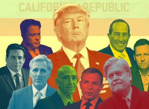 How California's Political, Business and Thought Leaders Are Advancing Trump's Agenda