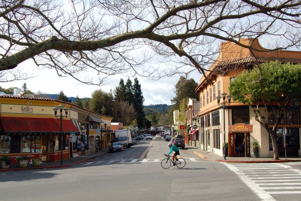 Downtown Fairfax