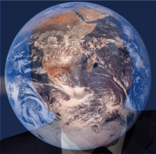 earth to trump