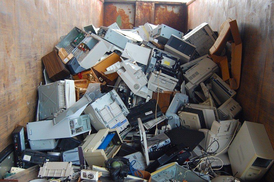 e-wasted