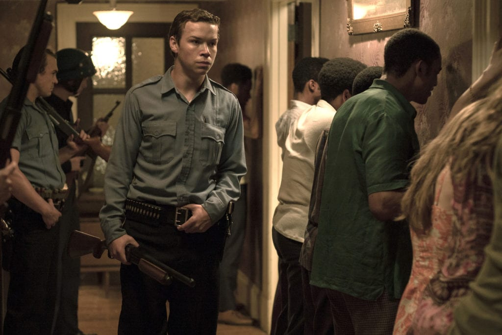 "Still from the film ""Detroit."" Photo courtesy of Annapurna Pictures."