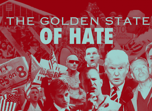 The Golden State of Hate: California Hate Crime Watch