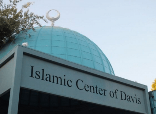 Davis Mosque Vandalized; Hate Crime Suspected