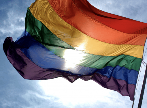 Burned Pride flag belonged to SLO mayor, police investigating as possible hate crime